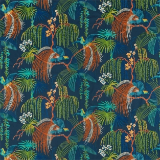 Rain Forest Embroidery